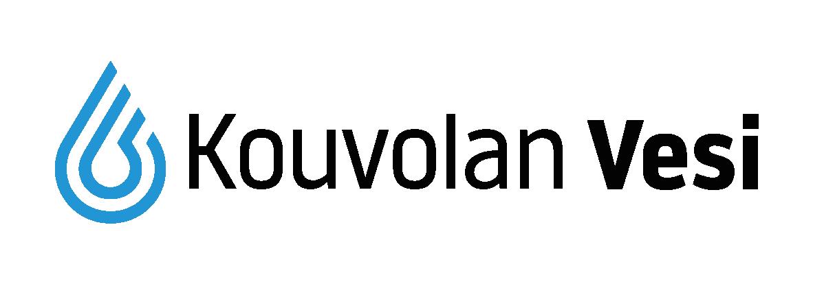 Kouvolan vesi logo