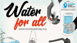 Maailman vesipäivä 2019: ketään ei jätetä