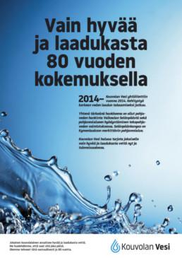 Pohjaveden hankinta Valkealan Selänpäästä on ollut tärkeä hanke.