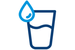 Ikonikuva veden laatu