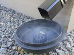 Savutustutkimuksessa löytynyt virheellinen jätevesiviemäriin tehty hulevesiliittymä.